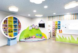 עיצוב גן ילדים ותינוקיה