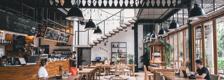 עיצוב מסעדה