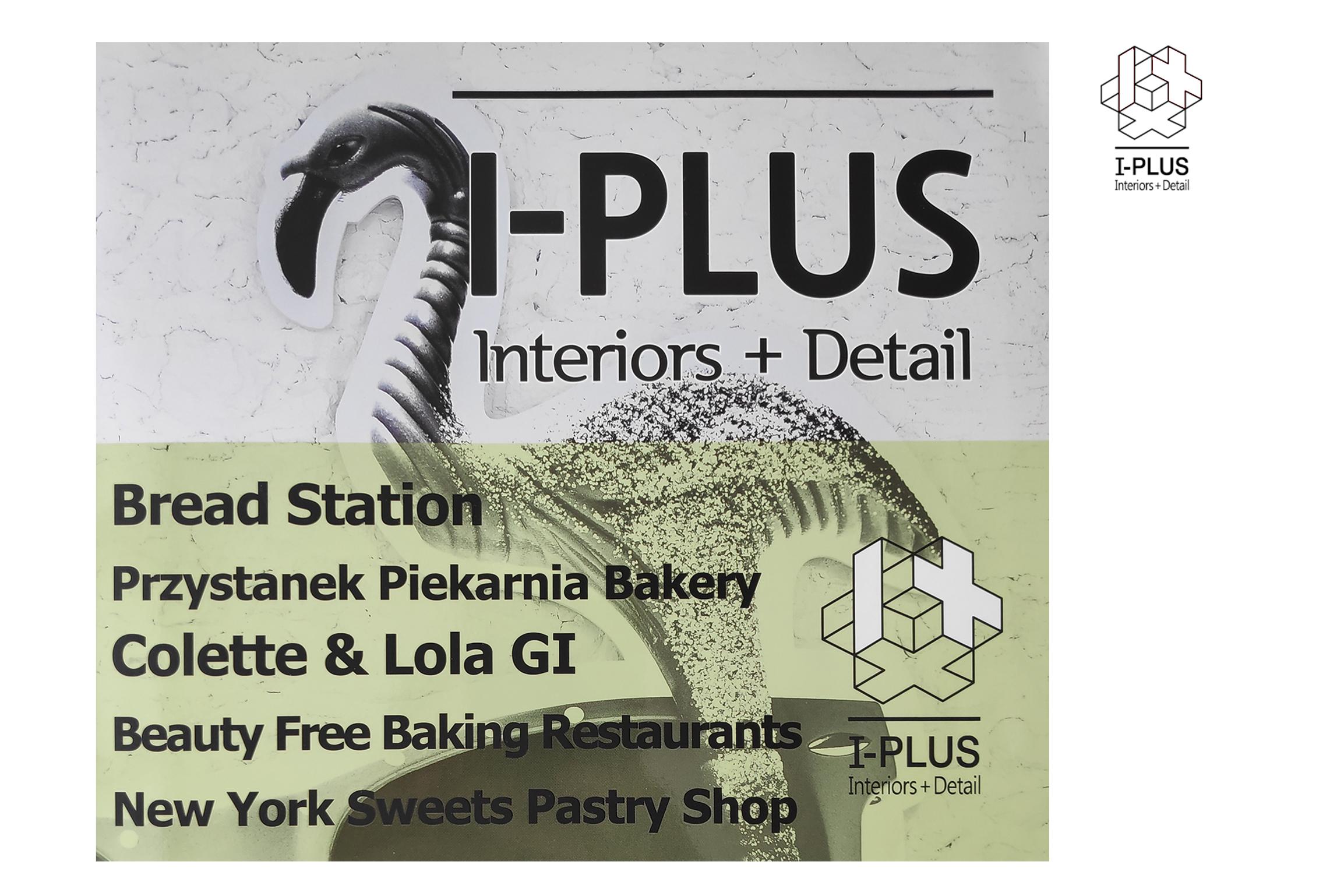 I-PLUS – korea – Bread Station