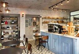 לחם וחצי – מאפייה ובית קפה