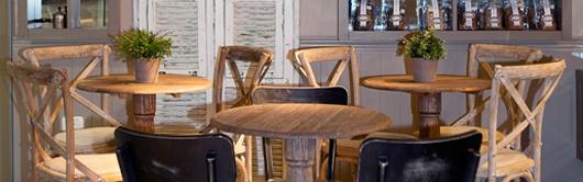 עיצוב בית קפה