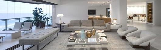 תכנון ועיצוב דירת יוקרה