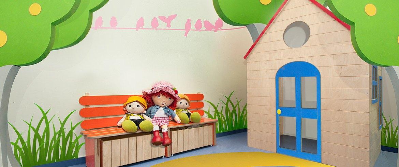 עיצוב גן ילדים
