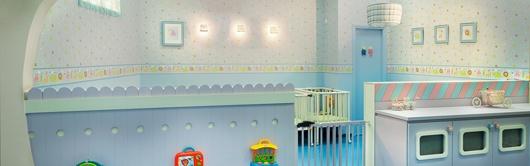 עיצוב ותכנון גן ילדים
