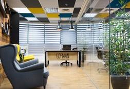 עיצוב משרדי קריאייטיב ופרסום