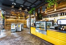 תחנת לחם – בית קפה ומאפה