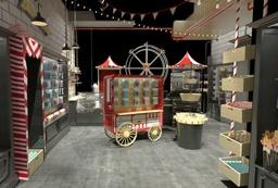 קוקיס – חנות בשרונה מרקט