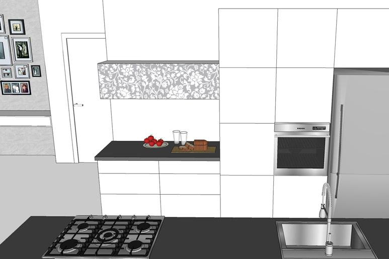 עיצוב ותכנון מטבח מודרני