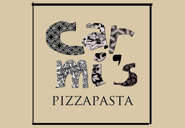 עיצוב לוגו ומיתוג לפיצרייה