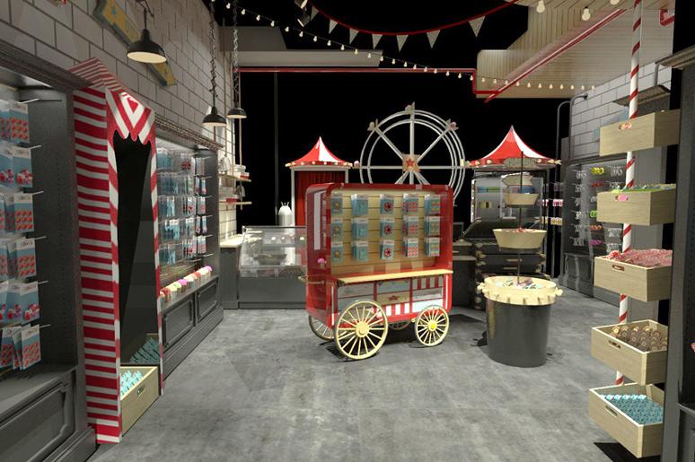 קוקיס הינה חנות המתמחה ביצור בצק סוכר וקישוטי עוגות ומציעה מגוון רחב של מוצרים צבעוניים בצורות מרהיבות