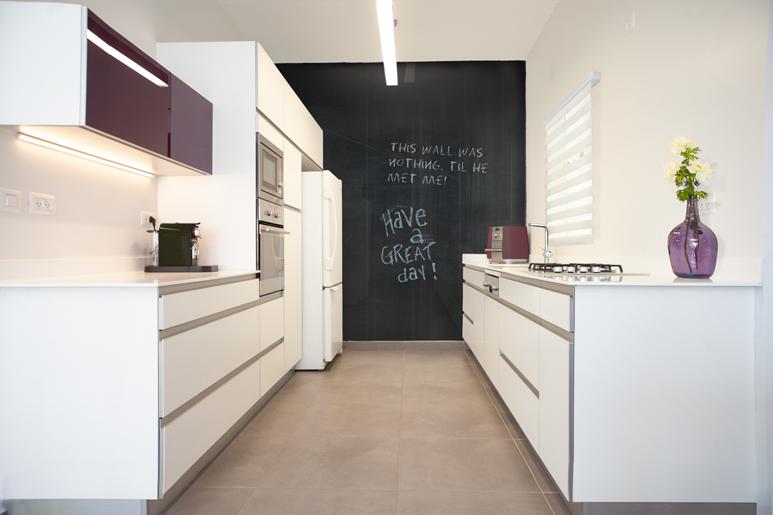 עיצוב מטבח מודרני וצעיר