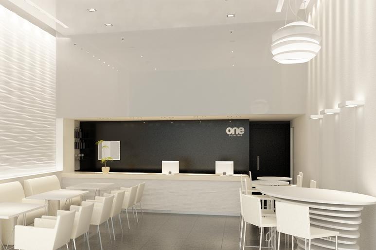 הדמיות תלת מימדיות בתהליך תכנון המסעדה